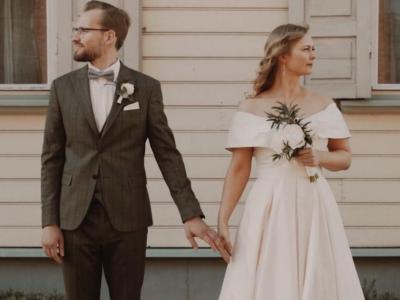laura × pāvels // wedding film