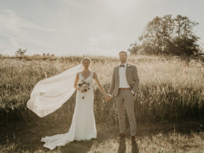 Ieva × Davide // Midsummer Wedding story