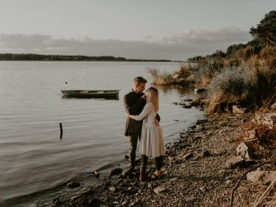 Zanda + Kyle // Sunset escape