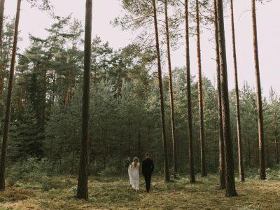 elza × kaspars // wedding story
